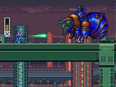 Mega Man X Legacy Collection PC patch sands a few rough edges, adds V-Sync toggle