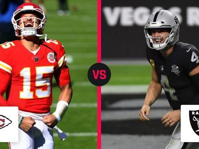 Chiefs vs. Raiders odds, prediction, betting trends for NFL's 'Sunday Night Football' game