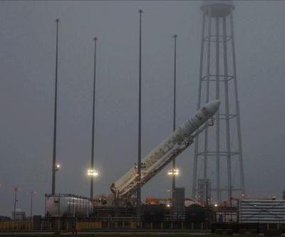 Orbital ATK will launch an Antares rocket to the International Space Station tomorrow morning