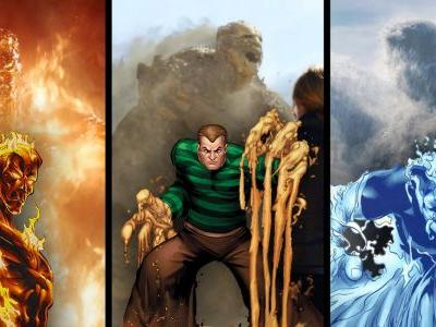 Spider-Man: Far From Home Easter Eggs Reveal Elemental Villains Real Identities