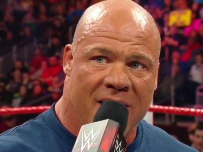 WWE Raw: Kurt Angle Announces WrestleMania Retirement Match