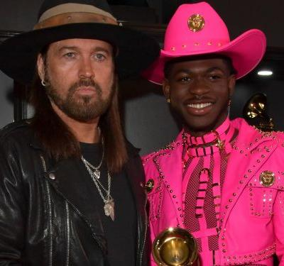 Billy Ray Cyrus dedicates 2 of his and Lil Nas X's Grammy wins to Kobe Bryant and his daughter