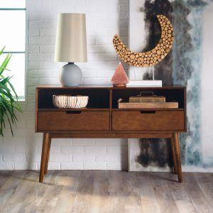 50 Luxury Mid Century Modern Console Table Pictures