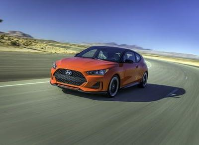 All-new 2019 Veloster introduces Hyundai's performance arm to the U.S