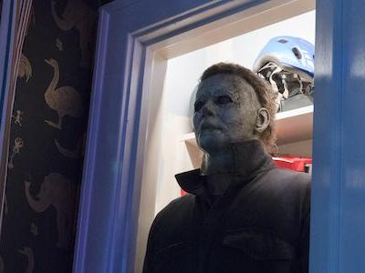 Halloween's Comic-Con Trailer Features The Scariest Version Of Michael Myers Yet
