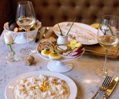 New Year's Eve at Osteria della Pace