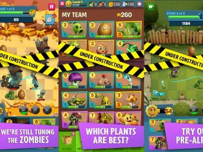 Here's our first real look at Plants vs. Zombies 3