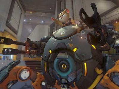 Overwatch's Wrecking Ball Hits Live Servers on July 24th