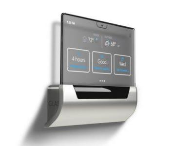 GLAS thermostat adds Alexa and Google Assistant support as preorders open