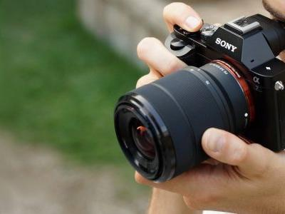 Black Friday MEGA deal: This Sony A7 camera and lens kit is ridiculously cheap