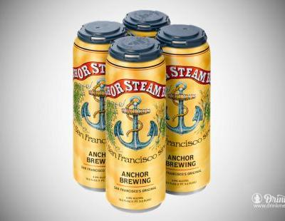 Summer of New Beginnings: Anchor Steam Beer