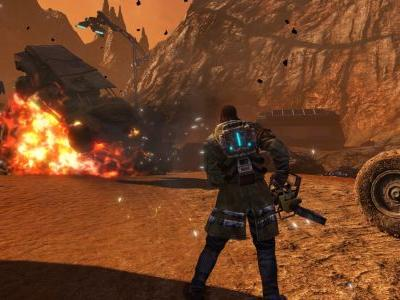 Red Faction Guerilla Re-Mars-tered Edition Comes to Switch July 2nd