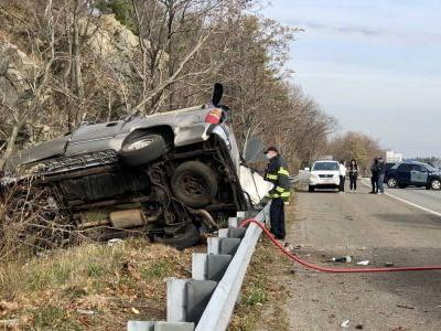 Person killed in rollover crash on Interstate 93, state police say
