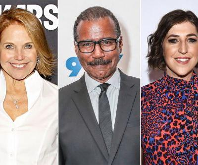 'Jeopardy' Announces New Guest Hosts Katie Couric, Bill Whitaker and Mayim Bialik