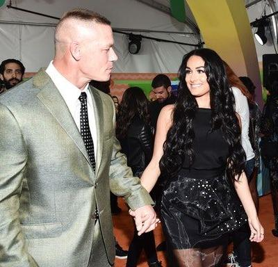 "Nikki Bella & John Cena Will Get Back Together ""With Time,"" According To Bella Herself"