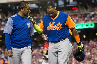 Yoenis Cespedes injured on another bad day in Mets land