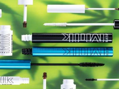 When Does Milk Makeup's New Kush Waterproof Mascara Launch? You'll Be Able To Get Sky-High Lashes Really Soon