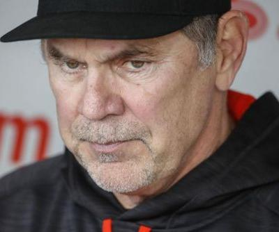 Giants manager Bruce Bochy retiring after 2019 season