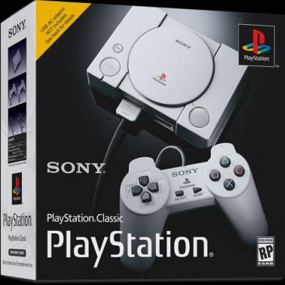 Sony joins the classic-console fray with $99 PlayStation Classic on Dec 3