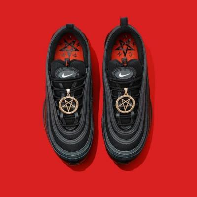 Nike And MSCHF Settle Suit Over Satan Shoes, Customers Asked To Please Return Them
