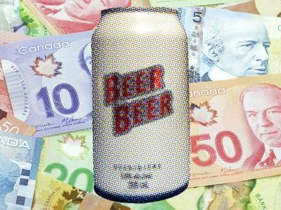 The Canadian Beer Banned for Being 'Too Cheap'