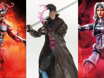 Marvel Legends Comic-Con 2018 Reveals Include Spider-Man & X-Men