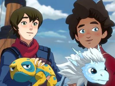 Aaron Ehasz & Justin Richmond Interview: The Dragon Prince Season 2