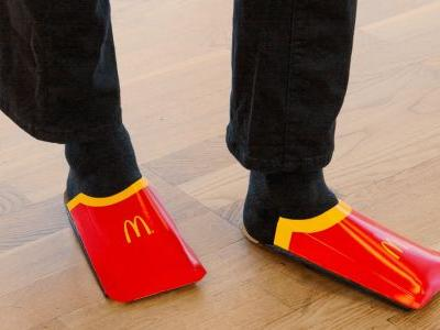 Must Read: McDonald's Responds to Balenciaga's Fry-Carton-Inspired Shoe, 'Vogue' Brazil Director Resigns After Backlash Over 'Slavery' Party