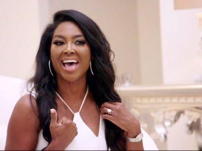 Kenya Moore & Marc Daly Are Splitting Up After 2 Years Of Marriage