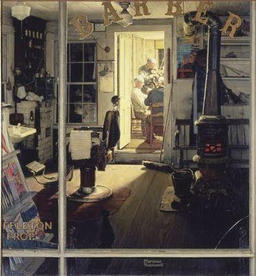 Keepers of the Flame at the Norman Rockwell Museum