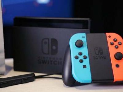 Switch has been the best-selling hardware in the U.S. for 22 consecutive months, setting a new record