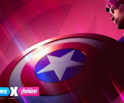 Fortnite is getting another Avengers crossover this week