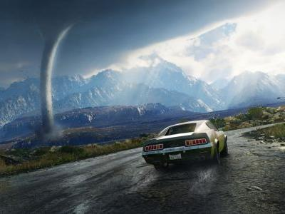 Forget Rico Rodriguez, a tornado is Just Cause 4's real star