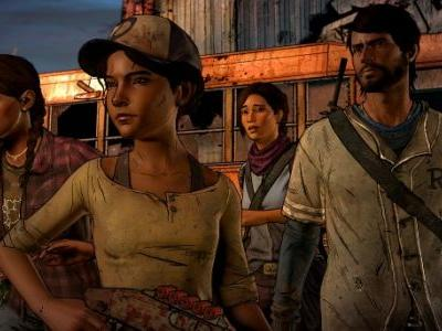 Telltale's Final Season Of The Walking Dead Announced, Writer Gary Whitta Returns
