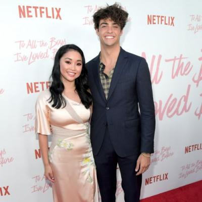 Lana Condor and Noah Centineo Keep Playing With Our Emotions in Their Interviews