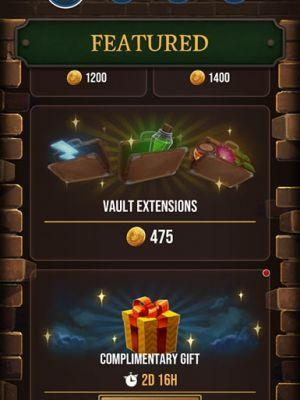 You can get 50 free Spell Energy in Harry Potter Wizard's Unite Right Now!
