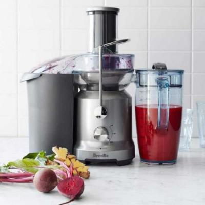 Breville Juice Fountain Cold Giveaway