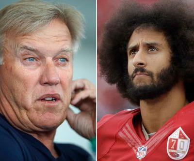 John Elway: Colin Kaepernick rejected his one Broncos chance