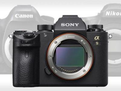 Sony's Mirrorless Cameras are Winning Over the Pros: Bloomberg