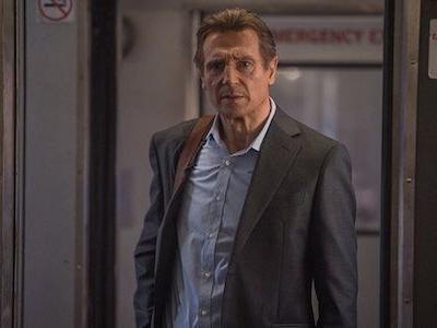 The Men In Black Spinoff Is Eyeing Liam Neeson For An Important Role