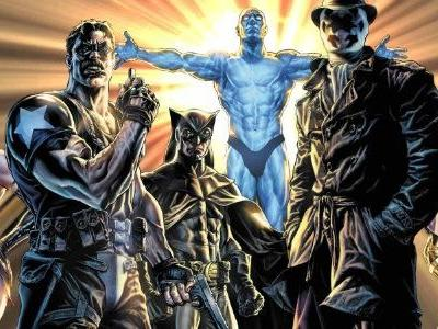 The Watchmen TV Show Just Took A Huge Step Forward, Get The Details