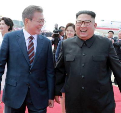 At Koreas summit, Kim Jong-Un agrees to dismantle main nuclear site if U.S. takes same steps