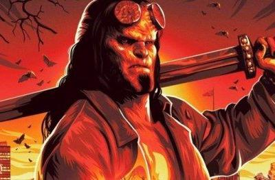 David Harbour Will Officiate Wedding as Hellboy If He Gets