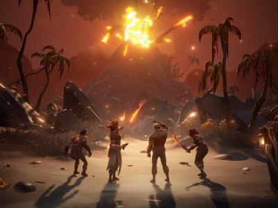 "Sea of Thieves PvP Mode ""The Arena"" Coming in Early 2019"