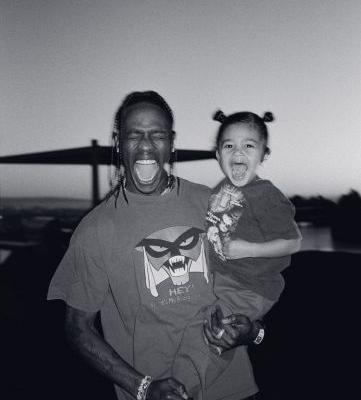 """""""Kids Show You a Different Outlook on Life"""": Travis Scott on His """"Inspiration"""" Stormi Webster"""