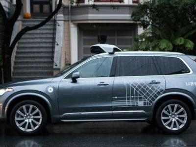 Uber Self-Driving Car 'Detected' Pedestrian Killed In Crash, But Decided It Didn't Need To Stop: Report