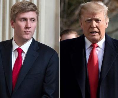 Nick Ayers won't be Trump's next chief of staff after all