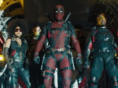 How Deadpool 2 Put Together That Super Special Vanisher Cameo