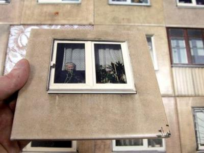 These Photo Tiles Transform Walls Into Soviet Apartment Blocks