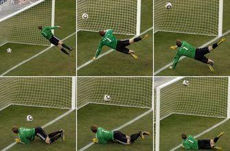 WORLD CUP: Frank Lampard 'goal' leads to new technology